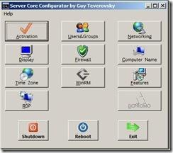coreconfigurator