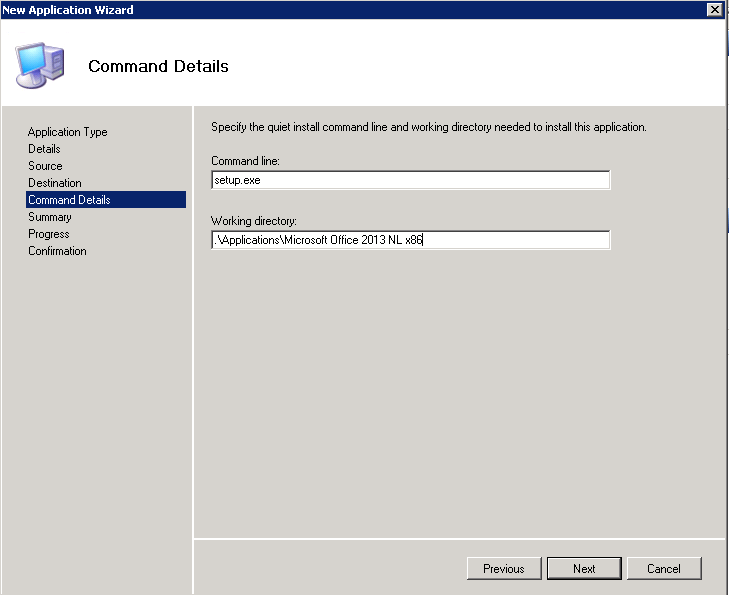 Deploy Office 2013 with MDT 2012 | Ward Vissers