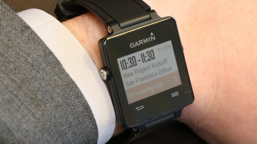 Garmin Vivoactive release date price review