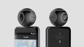 Best 360 degree cameras out now and on the way