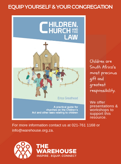 Order your copy of Children, Church and the Law at The Warehouse
