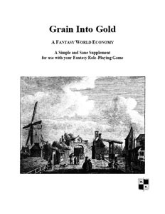 Coberta de Grain into Gold