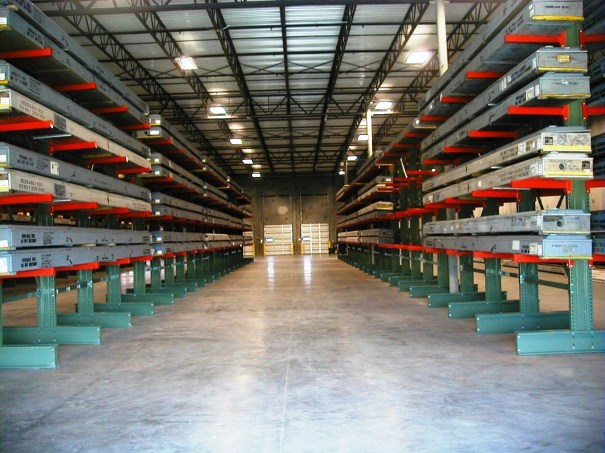 24' Long Product Storage