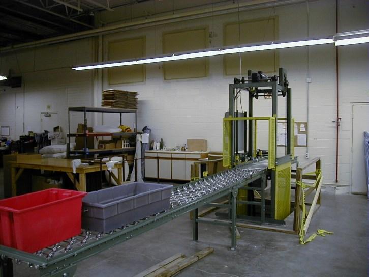 Custom Vertical Lift