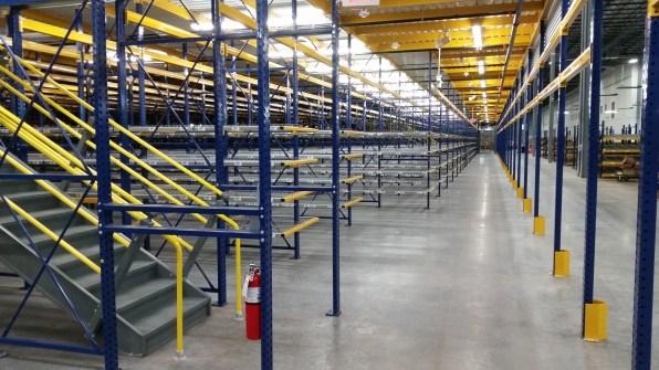 Floor Level Stairway Access