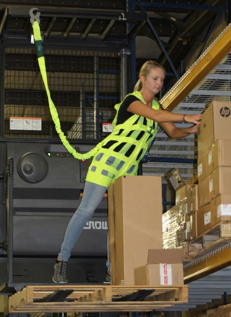 Material Handling Order Picker Safety Harness