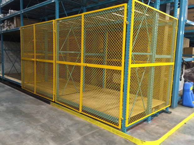 In-Rack Security Cage (2)