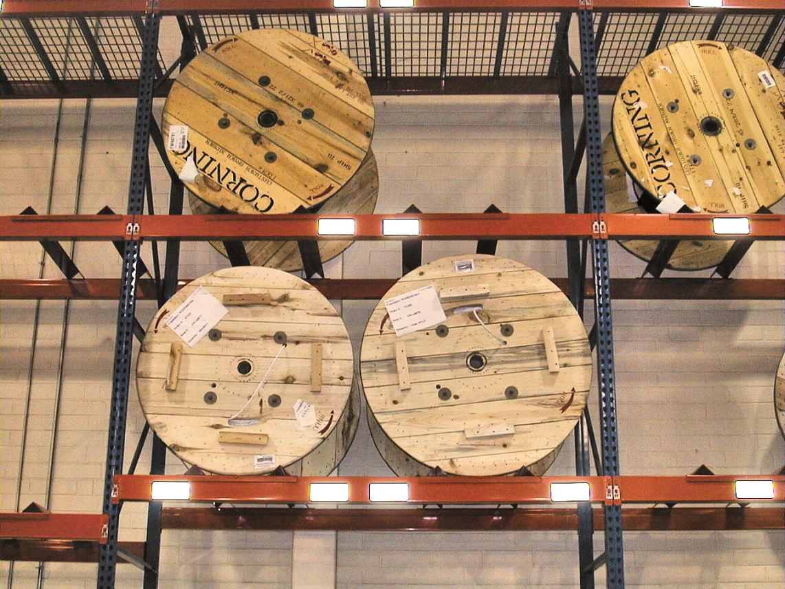 Large Reel Storage