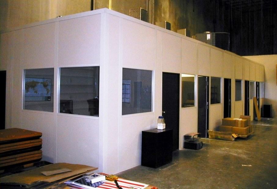 Multi-Room Modular Office (2)