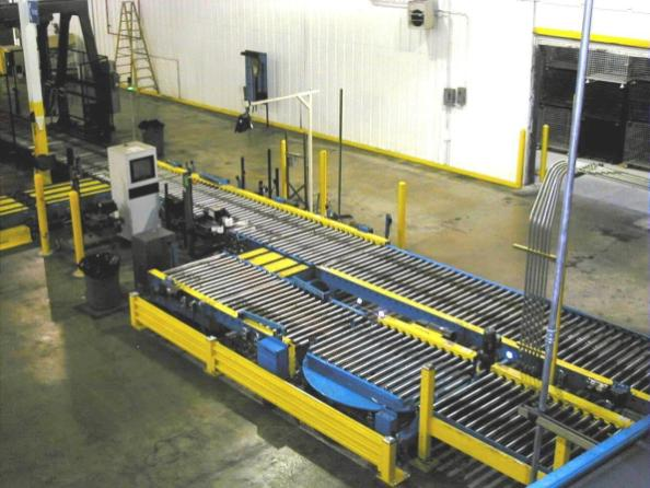 Pallet Conveyor Transfer