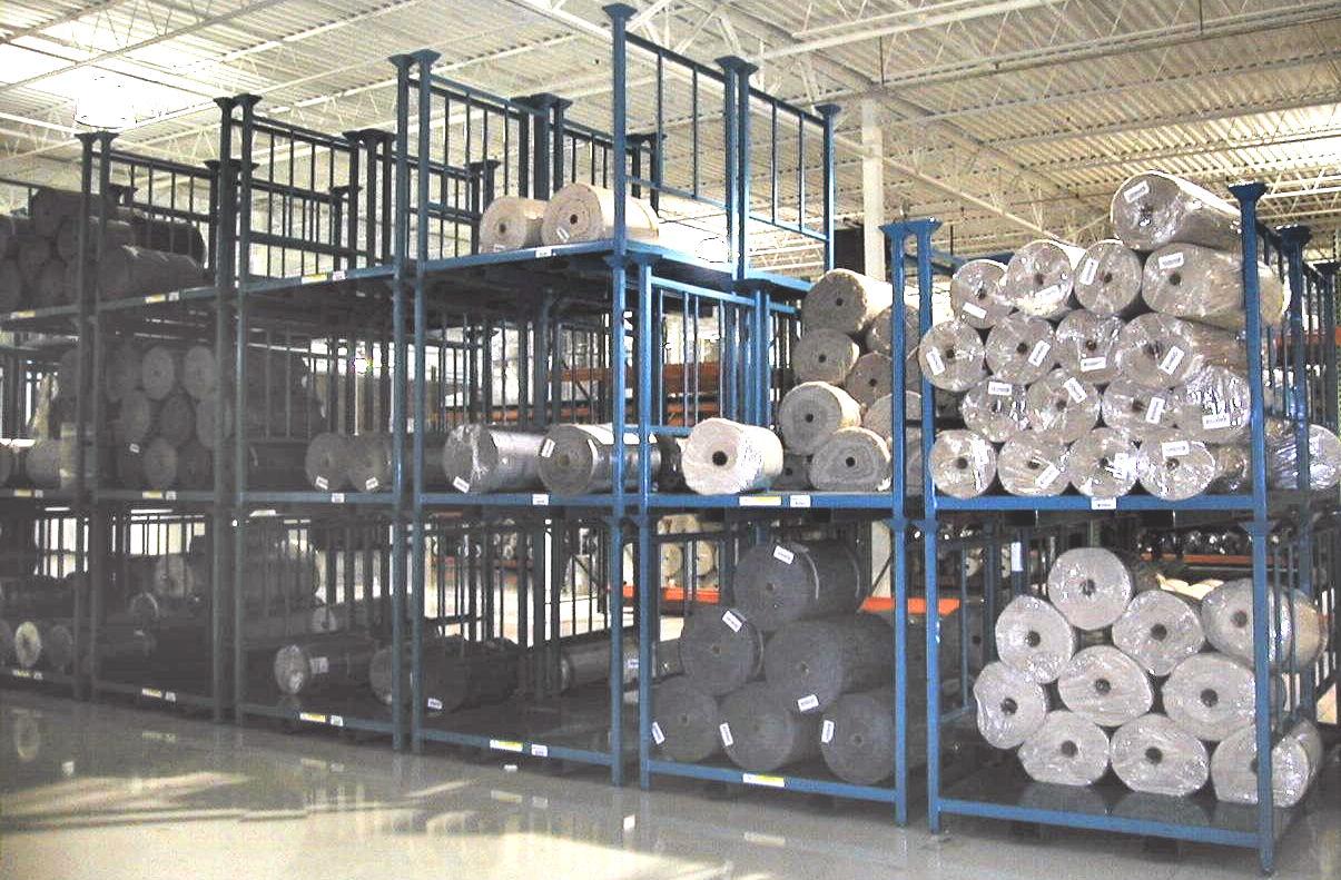 Attrayant Roll Storage Stack Rack