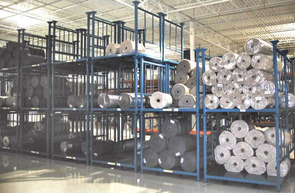 Roll Storage Stack Rack