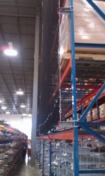 Safety Netting For Pallets (2)