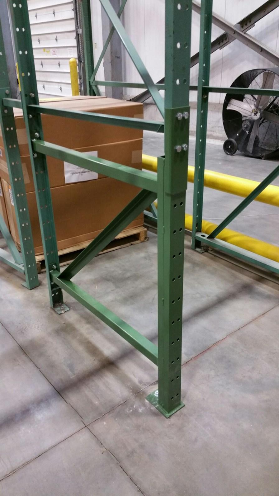 Upright Frame Repair Kit