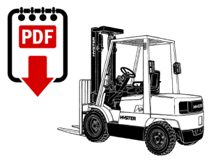 Hyster forklift manuals library | Download the Hyster PDF forklift manual that you need
