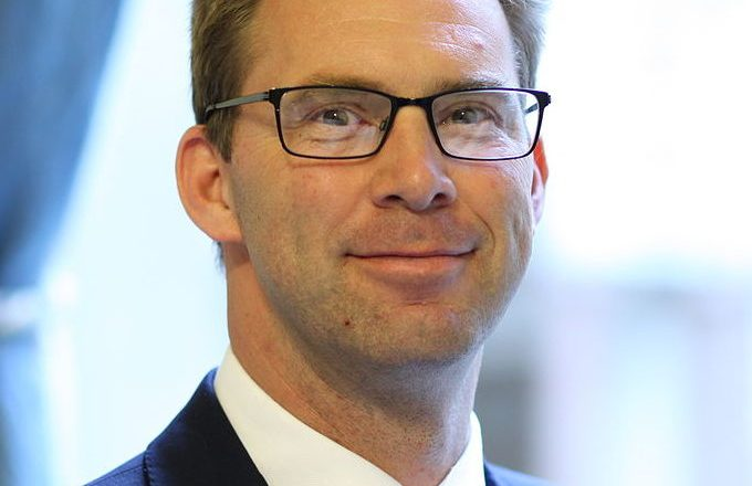 British Army 77th Brigade, Tobias Ellwood, MP, in 2014
