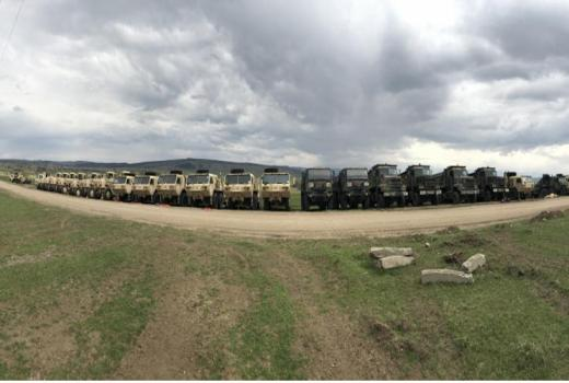 US Army Atlantic Resolve Romania Ex Resolute Castle 2017, 4 April 2017, by Louis Stevens, 926th Engineer Brigade (DIVDS)