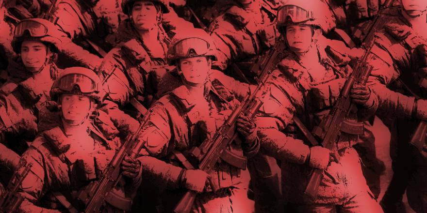 Resurgent Russia increases military spending, modernization and unonventional warfare.