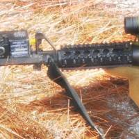 US Army Combat Training with Lasers