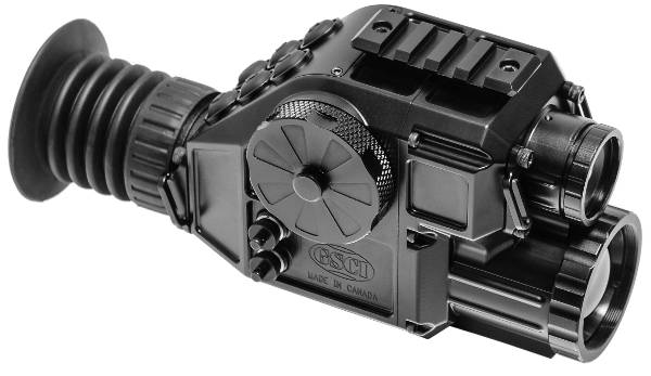 GSCI QUADRO-S Fusion Weapon Sight Made in Canada