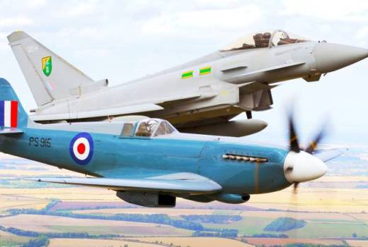 Battle of Britain No. 11 Group, Fighter Command, to reform for air, space and cyber role