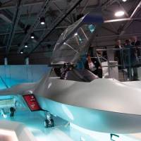 "UK Unveils ""Tempest"" Concept Fighter Jet"