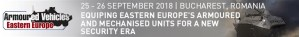 Defence IQ Armoured Vehicles in Eastern Europe 25-26 Sept 2018 Bucharest