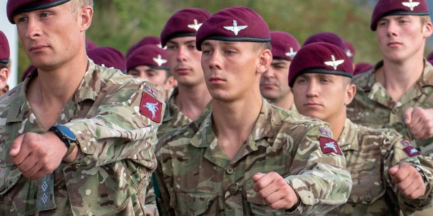 British Army Parachute Regiment 3rd Battalion (3 PARA) on Exercise Quick Response 2018, Bosnia and Herzegovina (Crown Copyright, 2018) [880]