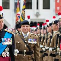 50 Years of the Royal Regiment of Fusiliers