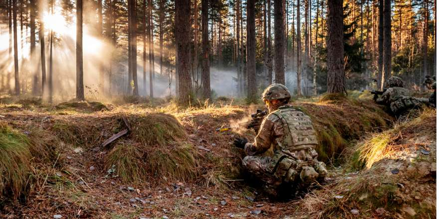 British Army Royal Irish Battlegroup Exercise Trident Juncture 18 Norway (Crown Copyright, 2018) [880]