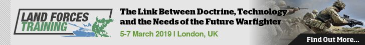 Land Forces Training Conference London 2019