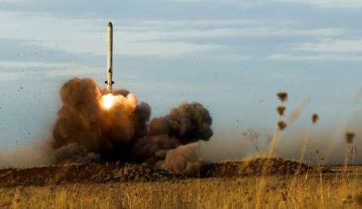Russia Nuclear Cruise Missile INF Treaty