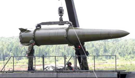 Russian Federation Intermediate Cruise Missile Novator 9M729 INF violation [detail_880]
