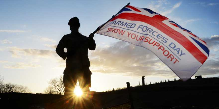 British Army 16 Medical Regiment Armed Forces Day (Crown Copyright, 2013) [880]