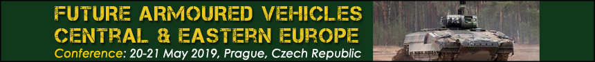 Future Armoured Vehicles Central and Eastern Europe, Prague, 20-21 May
