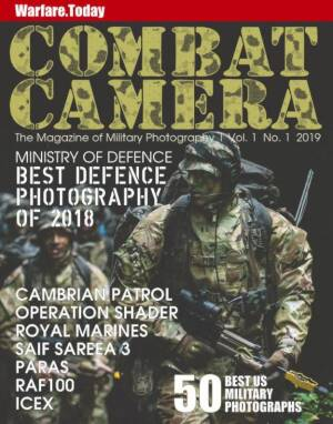 Combat Camera - Thr Magazine of Military Photography