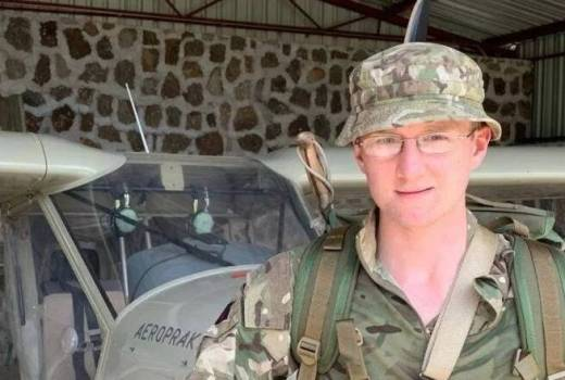 British Army Coldstream Guards Gdsm Matthew Talbot killed in Malawi (MOD, no date) [880]