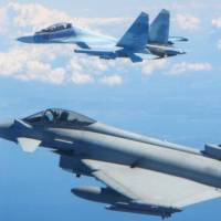 Op AZOTIZE: Russians Intercepted Over Baltic