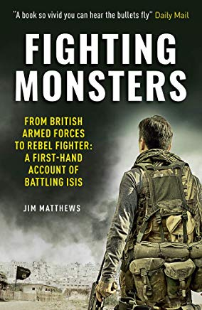 Cover (thumb) Jim Mathews Fighting Monsters ISIS