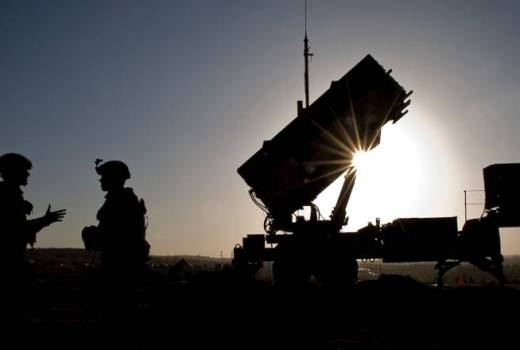 US Army 2nd Air Defense Artillery Regiment, 3rd Battalion, Patriot Missile System 2013 ref 882840 [880]