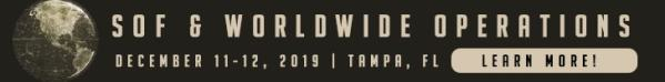 SOF and Worldwide Operations Symposium Tampa, Fl, 11-12 December 2019