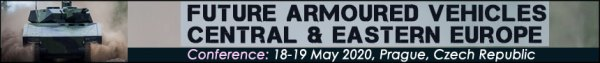 Future Armoured Vehicles Central Eastern Europe, Czech Republic, 18-19 May 2020.