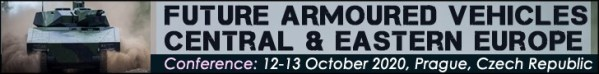 Future Armoured Vehicles Central Eastern Europe, Prague, 12-13 October
