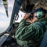 RAF A400M supports Home Office and UK Border Force