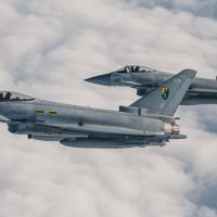 Largest RAF exercise in the UK for many years begins
