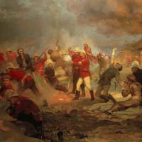 The Woke War Over Rorke's Drift Painting