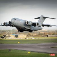New £2.6M maintenance contract for RAF C-17 fleet