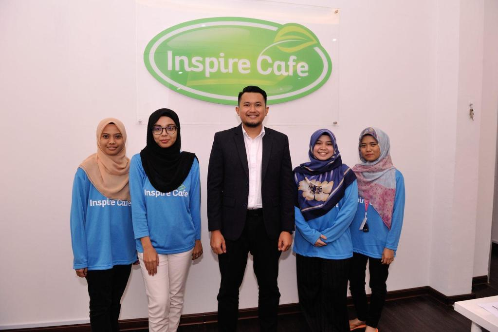 """Rich Dad Poor Dad"" Influenced The Founder of Inspire Cafe To Be A Successful Businessman"