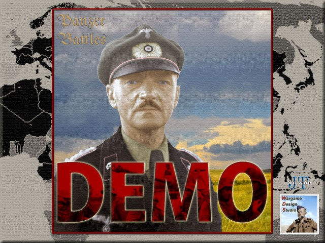 Panzer Battles Demo Cover 1440