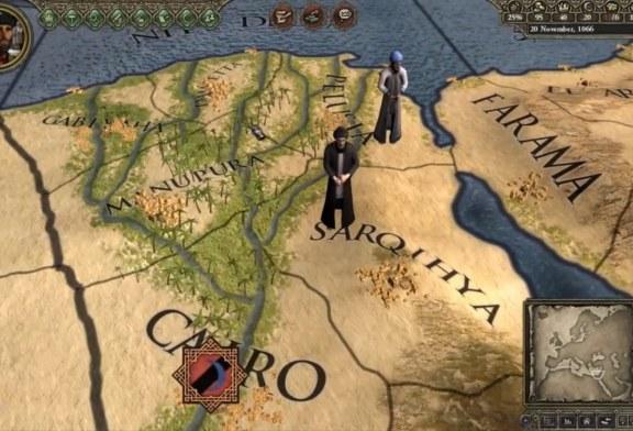 Crusader Kings II: Sword of Islam DLC trailer